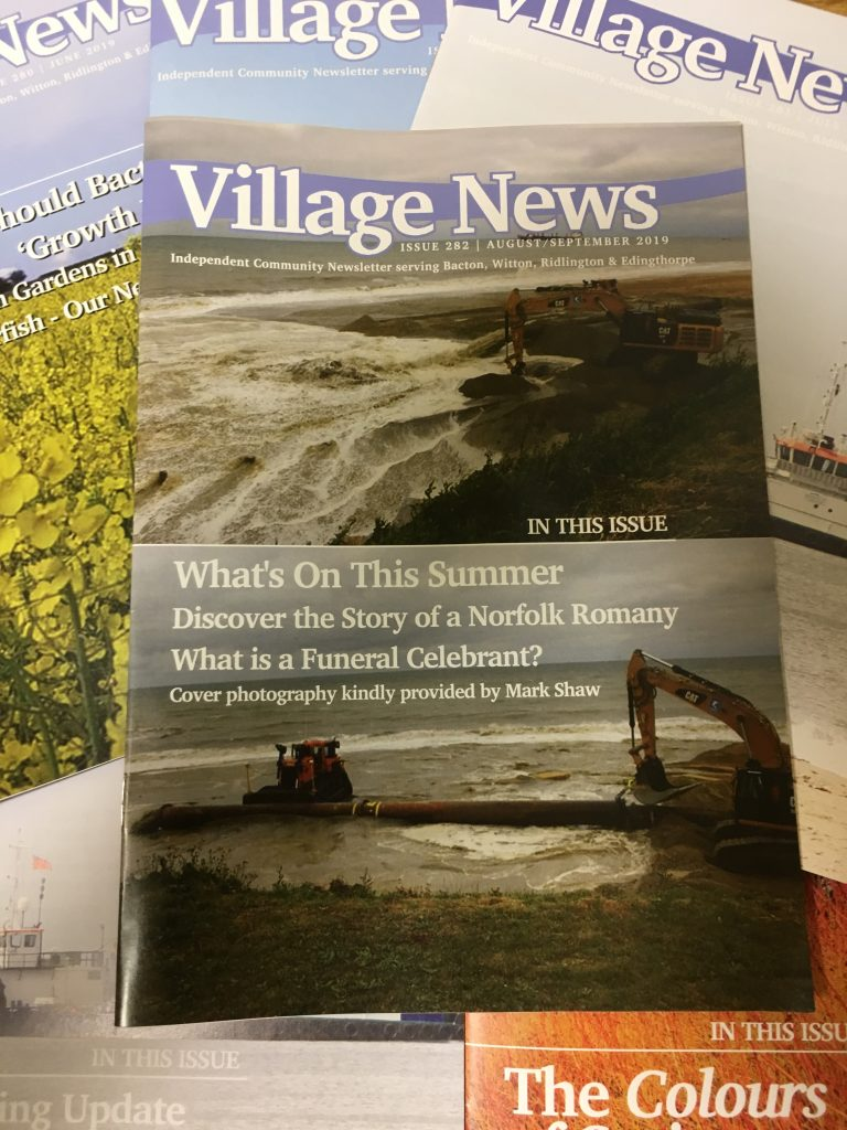 Village News August 2019